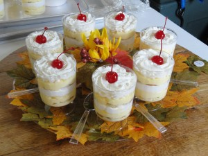 photo by caryn of jans award winning banana pudding