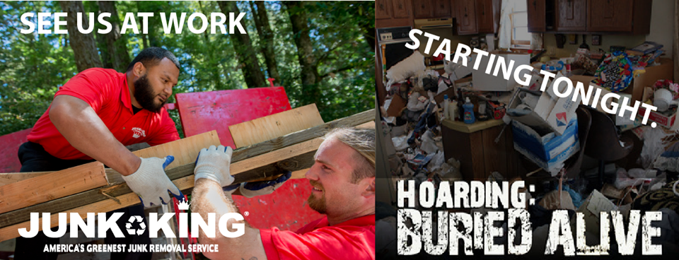 graphic courtesy of junk king corporate for tlc's 'hoarding: buried alive!'
