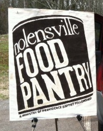 photo courtesy of the nolensville food pantry