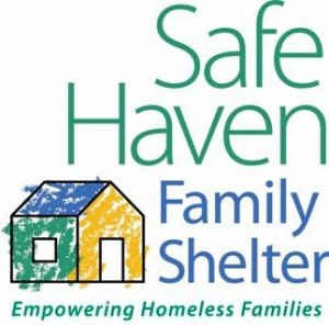 logo courtesy of safe haven family shelter