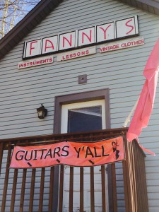 Fanny's House of Music, Nashville