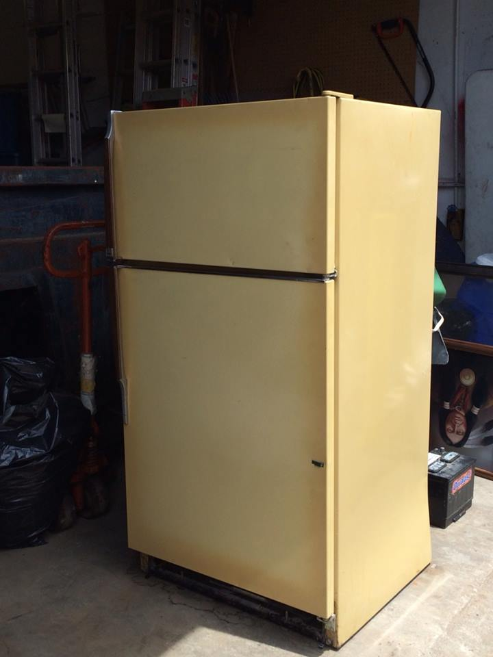 Throwback Thursday – Sears Coldspot Refrigerator - Hey ...