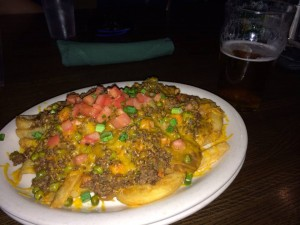 Irish Nachos at McNamara's Irish Pub & Restaurant, photo by Caryn